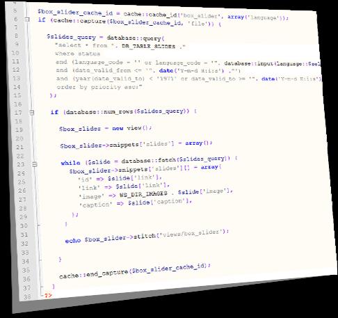 LiteCart Syntax